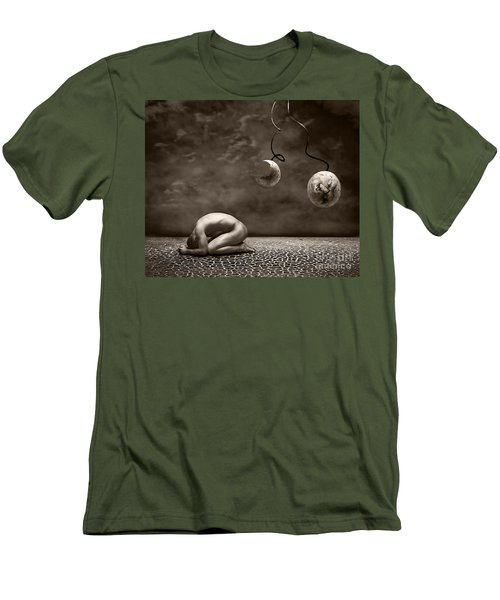 Emptiness Men's T-Shirt (Athletic Fit)