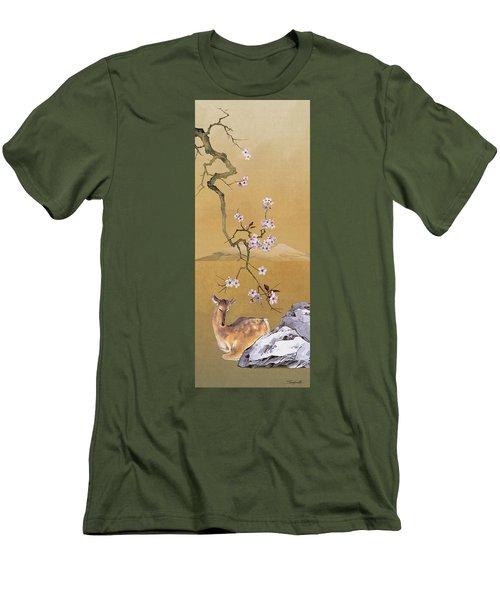 Enchanted Doe Men's T-Shirt (Athletic Fit)