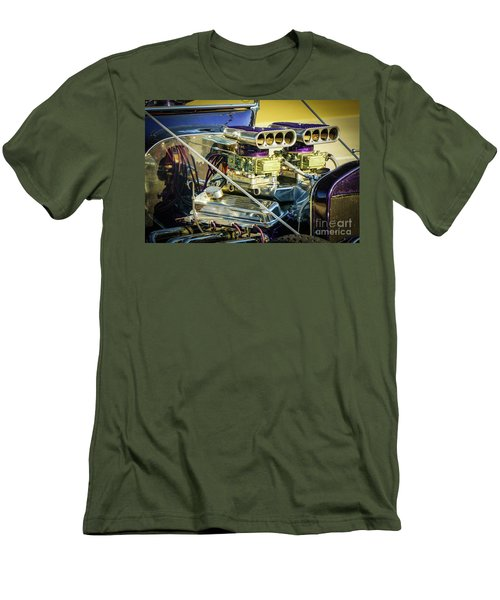 Engine 2x4 Men's T-Shirt (Athletic Fit)