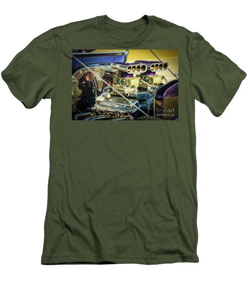 Engine 2x4 Men's T-Shirt (Athletic Fit)