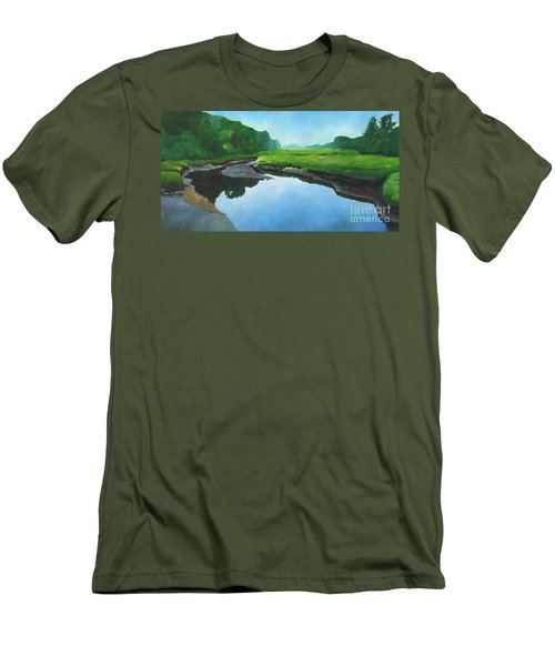 Essex Creek Men's T-Shirt (Athletic Fit)