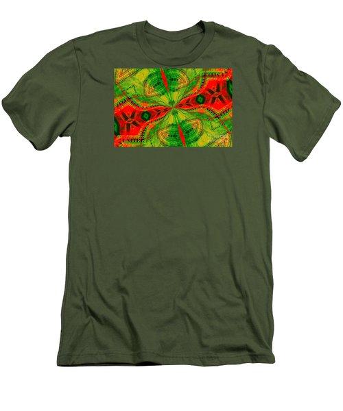 Evening Attitude Men's T-Shirt (Athletic Fit)