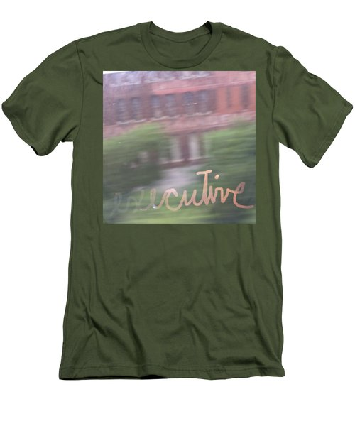 Executive Men's T-Shirt (Athletic Fit)
