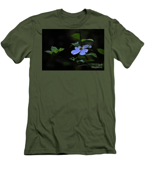 Men's T-Shirt (Slim Fit) featuring the photograph Exquisite Light by Skip Willits