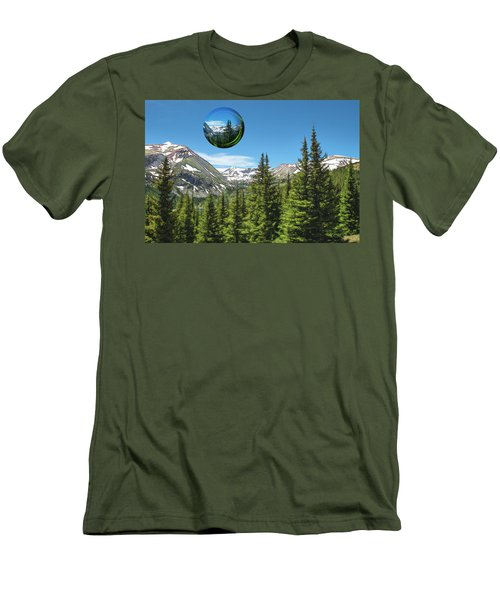 Eye On Summit County Men's T-Shirt (Athletic Fit)