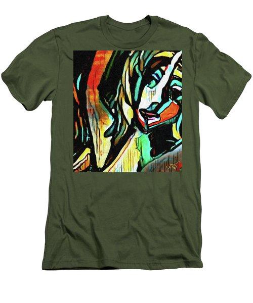 Face #64 Men's T-Shirt (Athletic Fit)