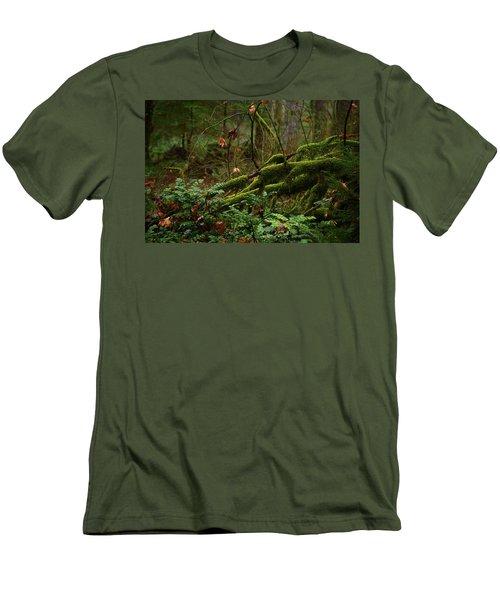 Fairy Forest Men's T-Shirt (Athletic Fit)