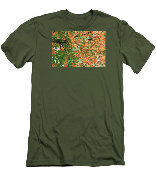 Fall Festivities Men's T-Shirt (Athletic Fit)