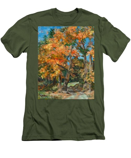 Fall Glory Men's T-Shirt (Athletic Fit)