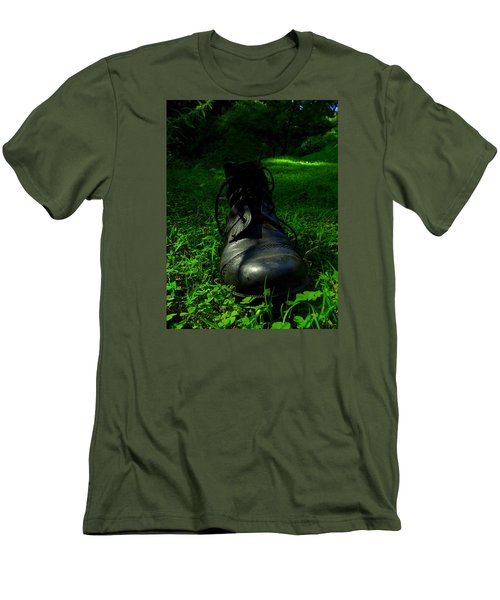 Fallen Soldier Men's T-Shirt (Slim Fit) by Salman Ravish