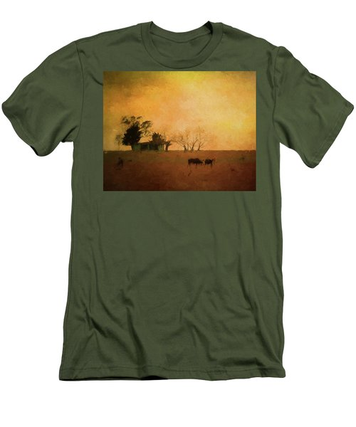 Farm Life Men's T-Shirt (Athletic Fit)