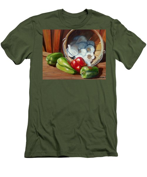 Farmers Market Men's T-Shirt (Athletic Fit)