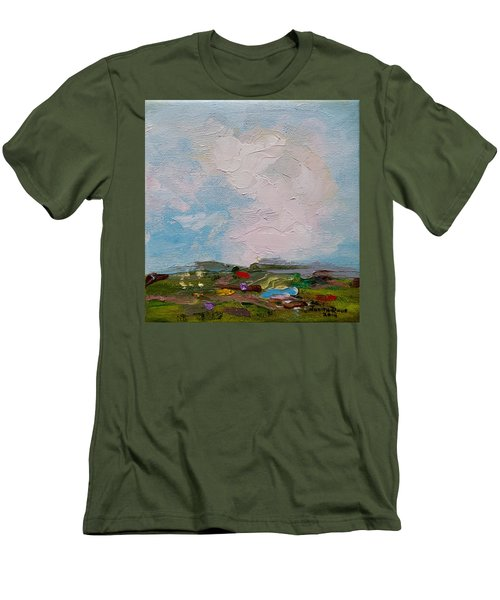 Farmland II Men's T-Shirt (Athletic Fit)