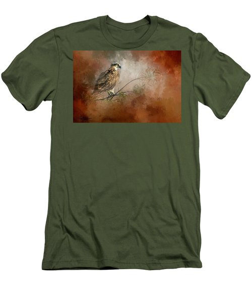 Farsighted Wisdom Men's T-Shirt (Athletic Fit)