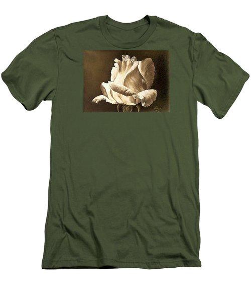 Feeling The Light  Men's T-Shirt (Athletic Fit)