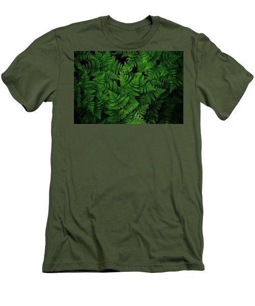 Ferns Galore Men's T-Shirt (Athletic Fit)