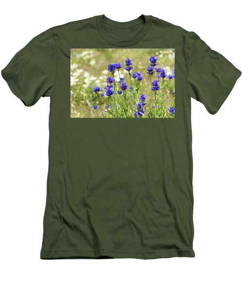 Men's T-Shirt (Slim Fit) featuring the photograph Field Of Dreams by Chad Dutson