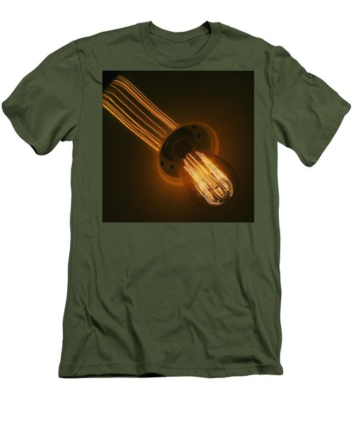 Filaments Men's T-Shirt (Athletic Fit)