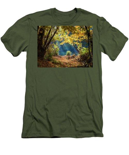 Filtered Light 3 Men's T-Shirt (Athletic Fit)