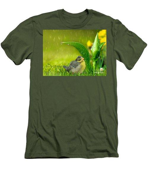Finding Shelter Men's T-Shirt (Athletic Fit)