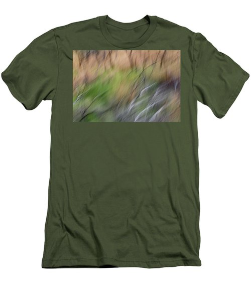 Fire Escape Men's T-Shirt (Athletic Fit)