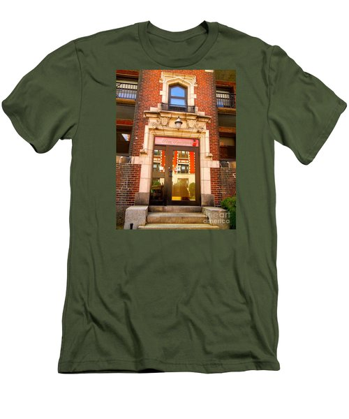 Five Fourteen Men's T-Shirt (Slim Fit) by KD Johnson
