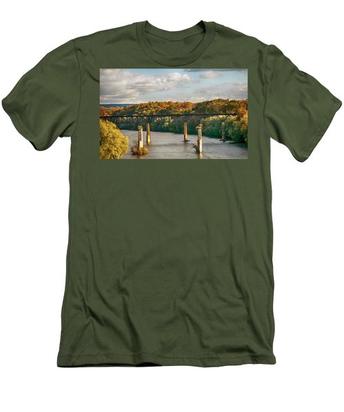 Five Pillars Men's T-Shirt (Athletic Fit)