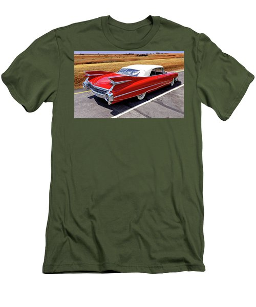 Flamboyant Fifty-nine Men's T-Shirt (Slim Fit) by Christopher McKenzie
