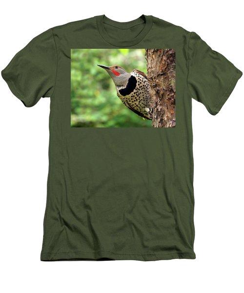 Flicker Men's T-Shirt (Athletic Fit)