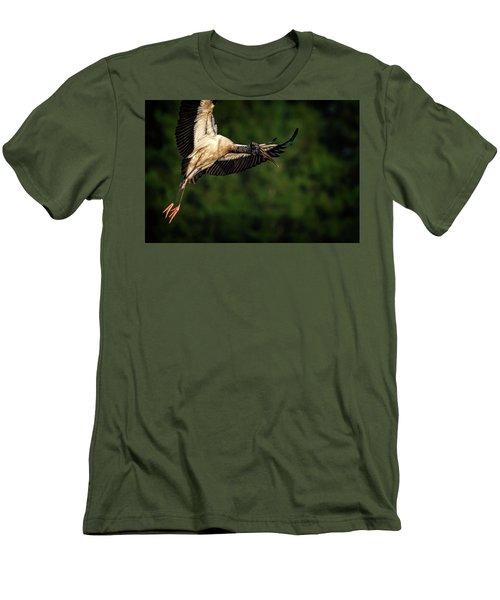 Floating Men's T-Shirt (Athletic Fit)