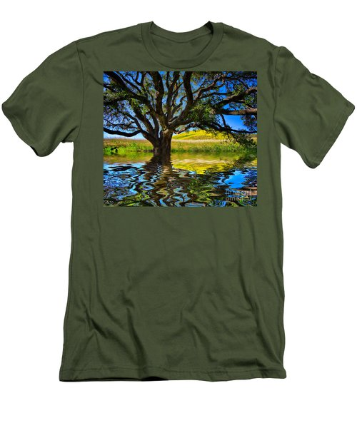 Flooded Oak Men's T-Shirt (Athletic Fit)