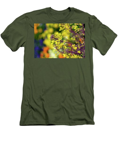 Flora Flora Flora Men's T-Shirt (Athletic Fit)