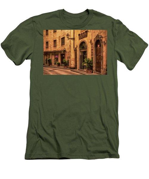 Florentine Street Men's T-Shirt (Athletic Fit)