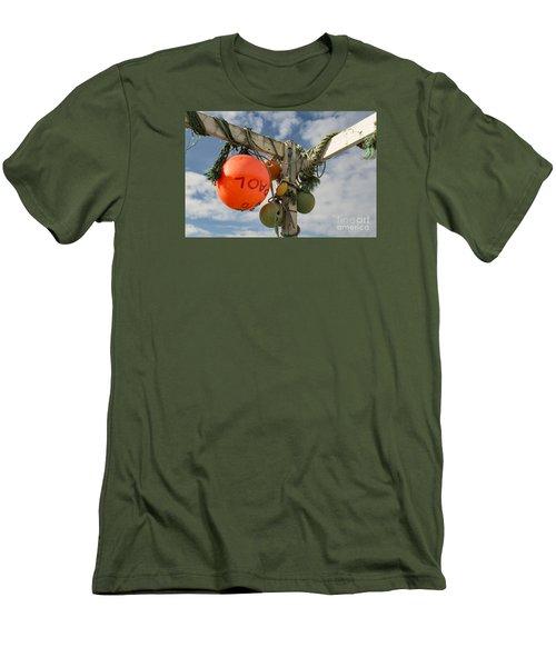Flotsam And Jetsam Men's T-Shirt (Slim Fit) by Brian Roscorla