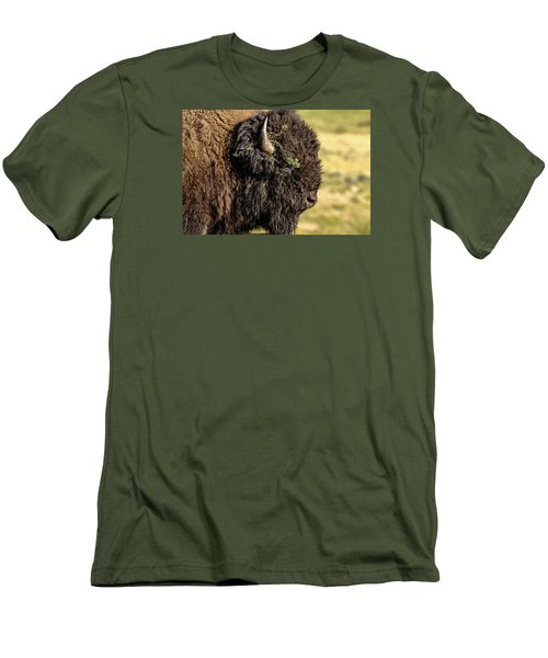 Men's T-Shirt (Slim Fit) featuring the photograph Flower Child by Monte Stevens
