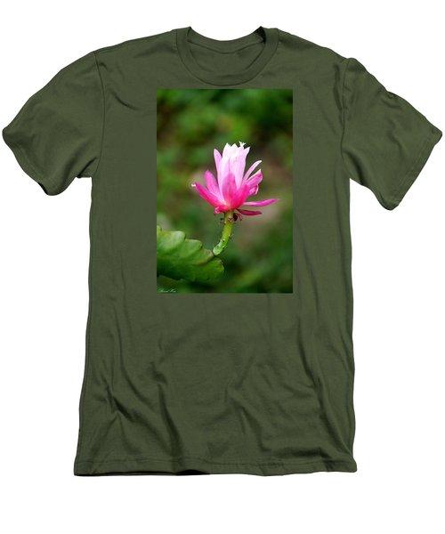 Flower Edition Men's T-Shirt (Athletic Fit)