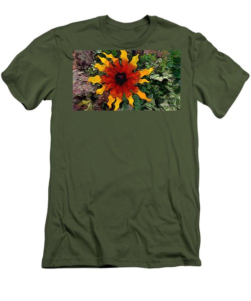 Flowerworks Men's T-Shirt (Athletic Fit)