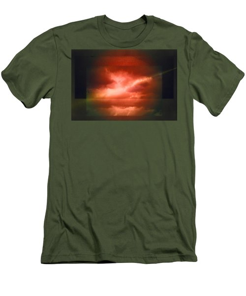 fly Men's T-Shirt (Slim Fit) by Mark Ross