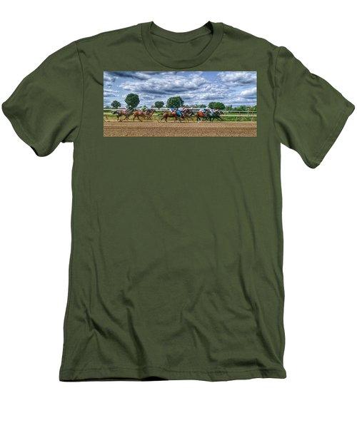 Flying Men's T-Shirt (Athletic Fit)