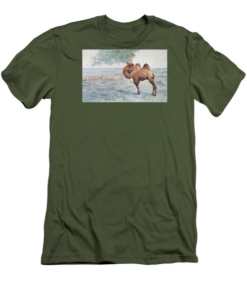 Foraging Men's T-Shirt (Athletic Fit)