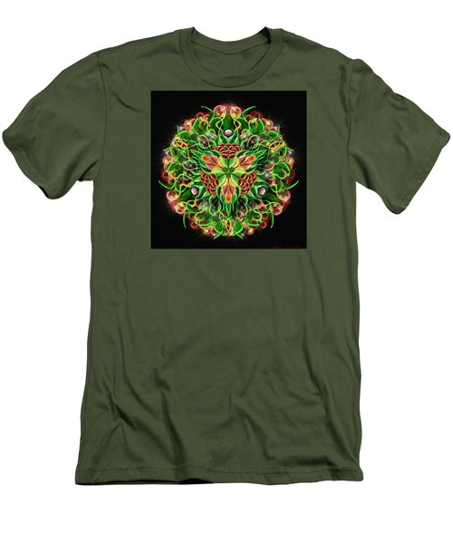 Forbidden Flower Men's T-Shirt (Athletic Fit)