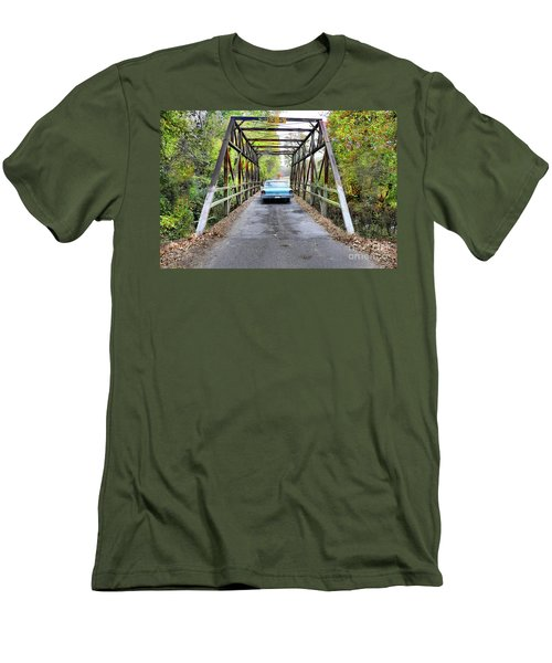 Ford And Fall Men's T-Shirt (Athletic Fit)