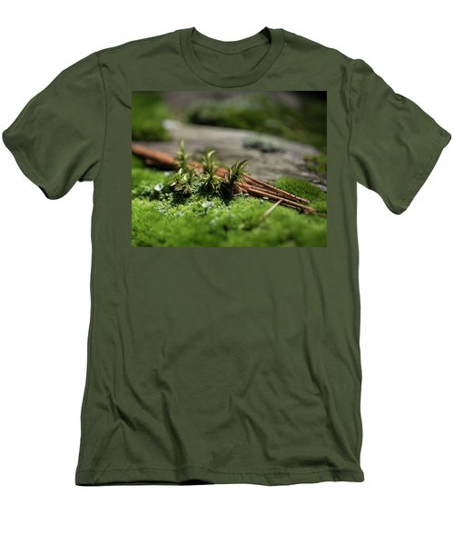 Forest Floor 2 Men's T-Shirt (Athletic Fit)