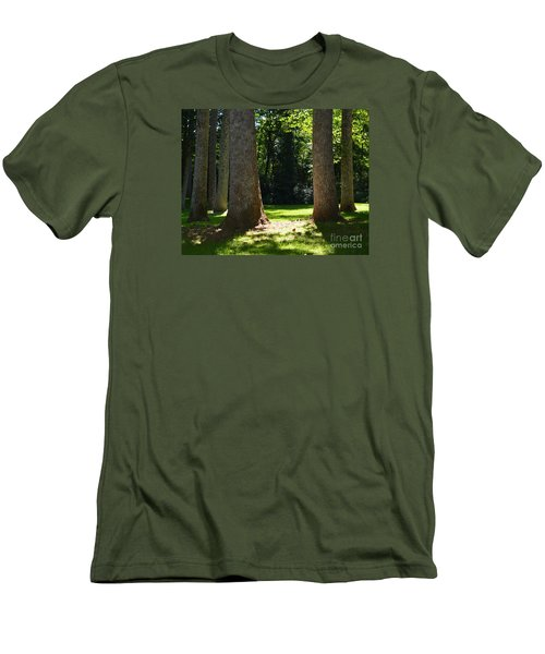 Forest Glen Men's T-Shirt (Athletic Fit)