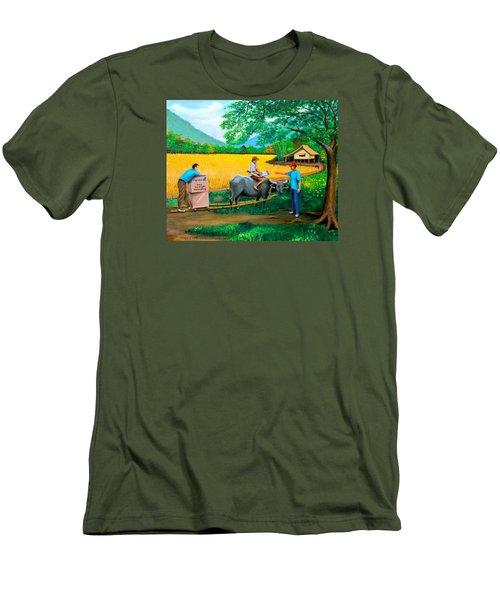 Forex 1 Men's T-Shirt (Athletic Fit)