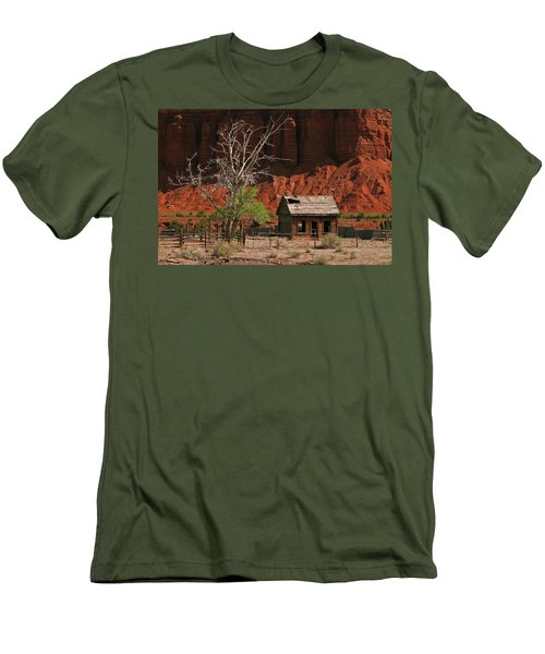 Forgotten - 365-129 Men's T-Shirt (Slim Fit) by Inge Riis McDonald
