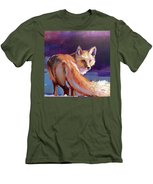 Fox 1 Men's T-Shirt (Athletic Fit)