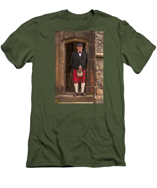 French Scotsman Men's T-Shirt (Athletic Fit)
