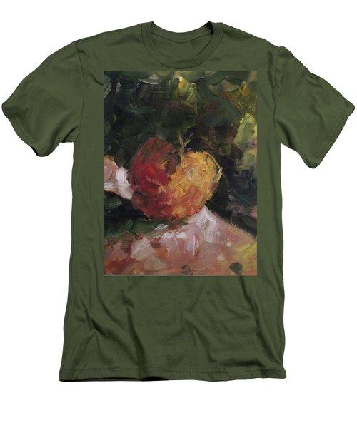 Fresh Men's T-Shirt (Slim Fit) by Roxy Rich