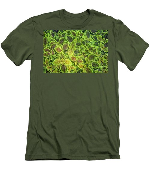 Friendship Plant Men's T-Shirt (Athletic Fit)